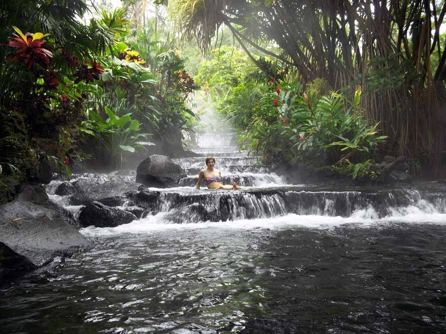 Hot Springs at Arenal Volcano National Park
