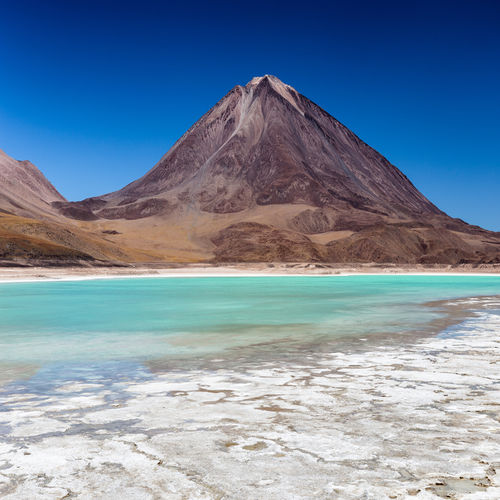 Bolivia - The Green Lagoon