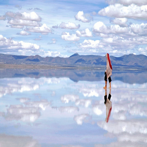 Bolivia - Visit the World's Largest Salt Flats