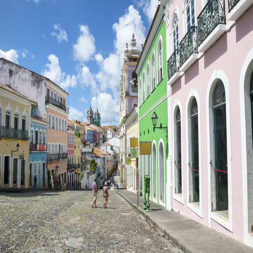 Brazil - Discover the Unique History of Salvador