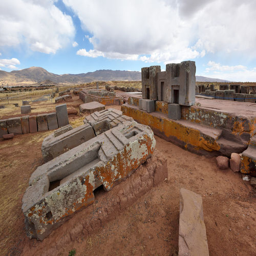 Bolivia - Explore The Ruins of Tiwanaku
