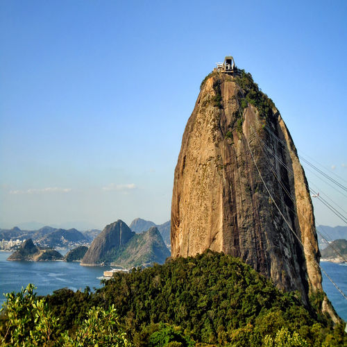Brazil - A Mountain With a Sweet View
