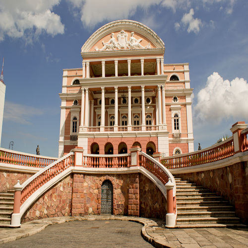 Brazil - Visit the Magnificent Amazonian Opera House!