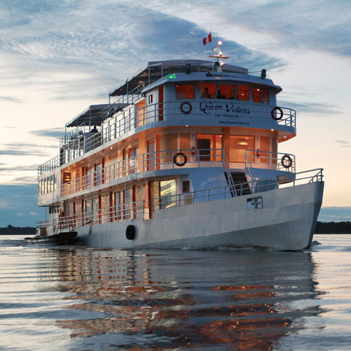 Peru - The Amazon Rainforest: Take A Luxury Cruise On The Peruvian Amazon