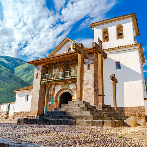 Peru - Andahuaylillas Church: Visit The Sistine Chapel of the Andes