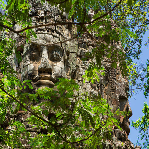 Cambodia - Angkor Thom: Visit The Great 12th Century Khmer City