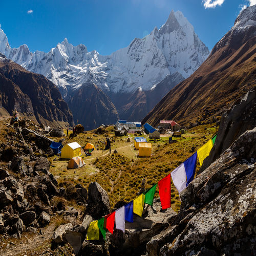 Nepal - The breathtaking Annapurna Base Camp trek