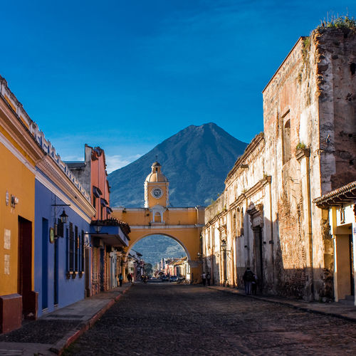 Guatemala - Antigua: The perfect tourist attraction during holy week