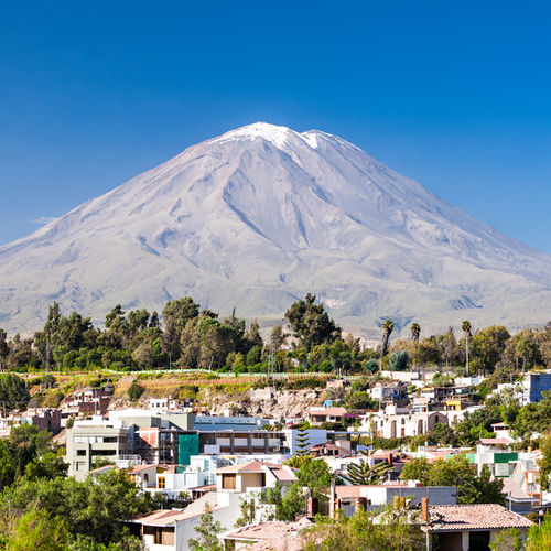 Peru - Arequipa - Colonial charm in the shadow of 3 volcanoes