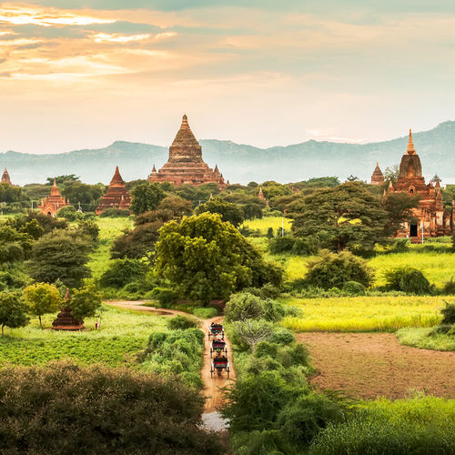Myanmar - Bagan: Myanmar's Most Famous Destination