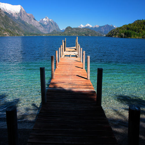 Argentina - Beautiful Bariloche - Utmost tranquility with Argentina's best views