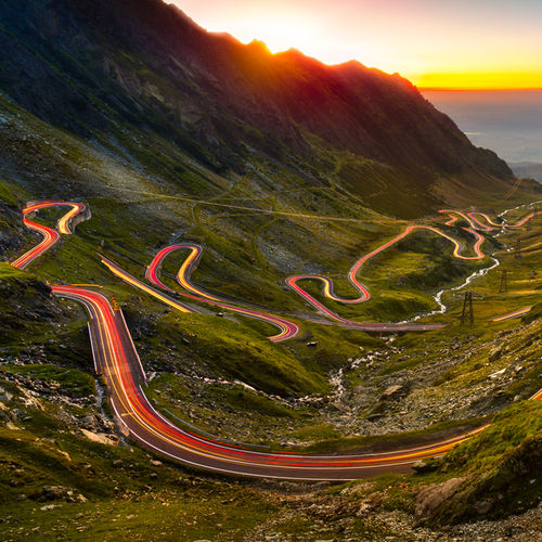 Romania - Transfagarasan Highway - The Best Road In The World