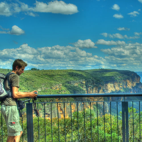 Australia - Blue Mountain: A Picture Perfect Countryside