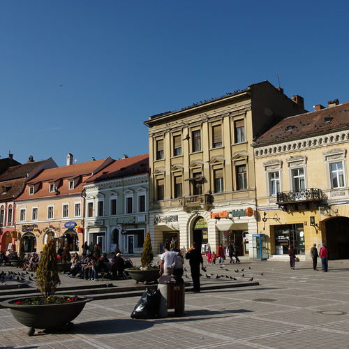 Romania - Brasov: Fairytales, Myths and legends