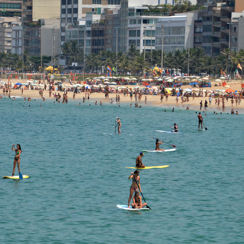 Brazil - Get Active With The Kids on Brazil's Beaches
