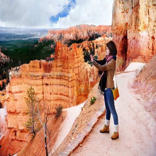 Western USA - Experience The Magic of Bryce canyon