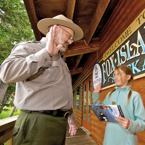 Alaska - Teach Your Kids Ranger Skills in Kenai Fjords National Park!