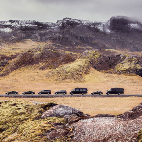 Iceland - Tour Iceland in your private luxury camper van