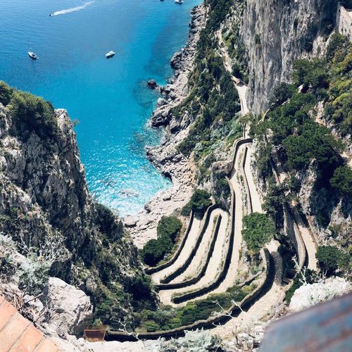 Italy - Visit the Cultural Hubs of Italy: Capri and Anacapri