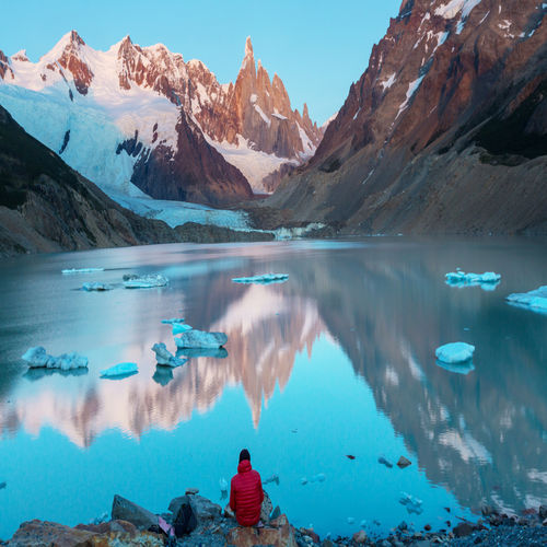 Argentina - Cerro Torres: Camping In The Unspoiled Beauty of Patagonia