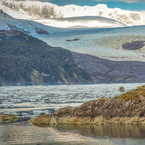Chile - Chilean Fjords: Gorgeous Glaciers and whale-watching for the family