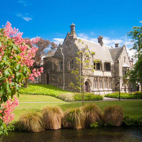 New Zealand - A Tour of Colorful Christchurch