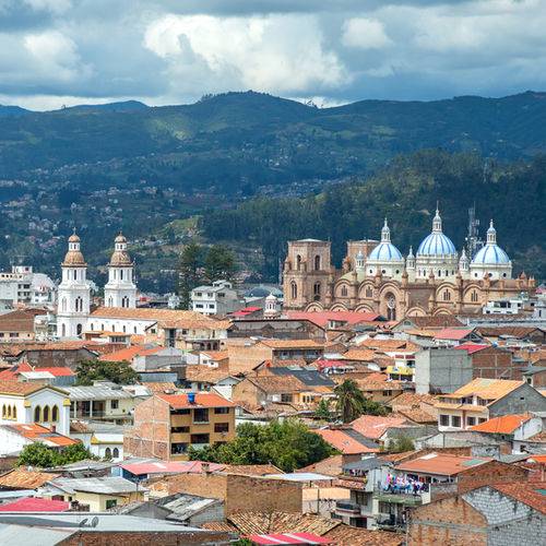 Ecuador - Cuenca: Ecuador's Best Colonial Architechture