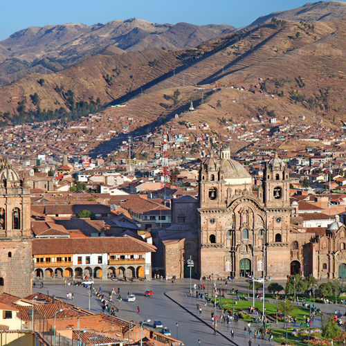 Peru - Cusco: Gateway to Machu Pichu