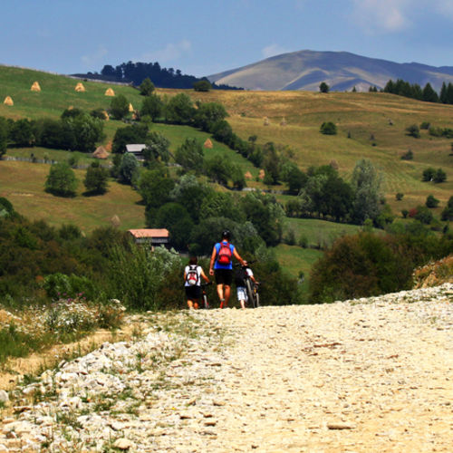 Cycling in Romania