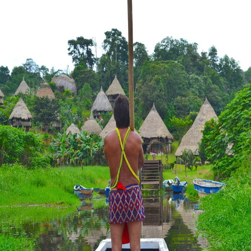 Panama - The Embera Tribe - Panama's Indigenous People