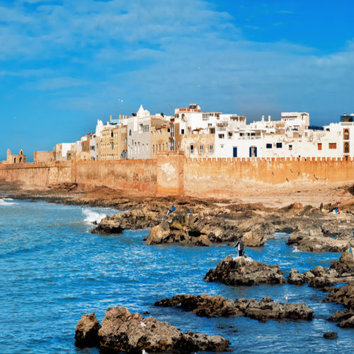 Morocco - Essaouira: Morocco's Go-To Beach Destination