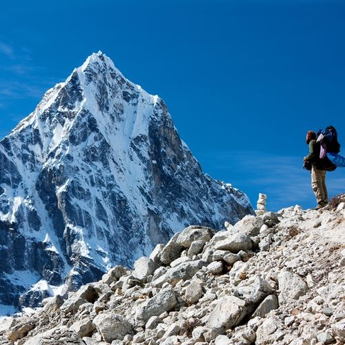 Nepal - Everest Base Camp - In The Shadow Of The World's Most Iconic Peak