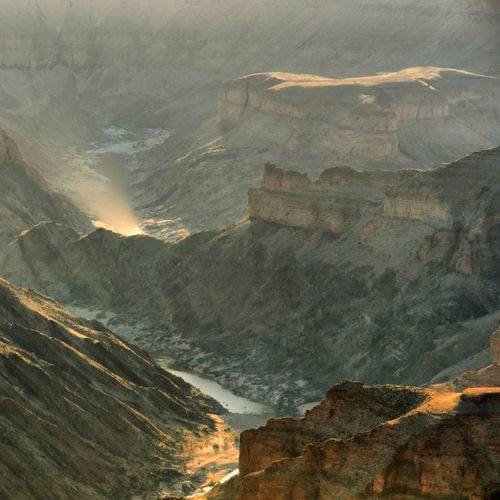 Namibia - Fish River Canyon - Africa's Largest Canyon