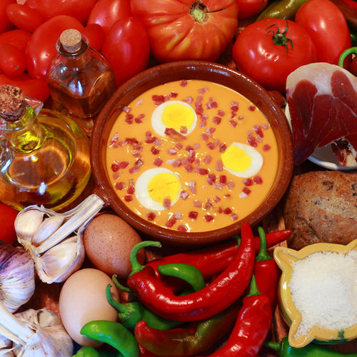 Spain - Learn the secrets of Andalusian cuisine