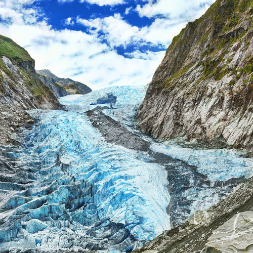 New Zealand - Get up-close with the Stunning Franz Josef Glacier