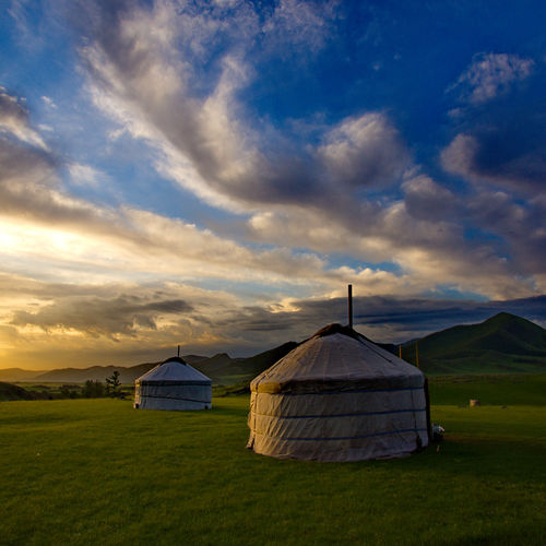 Mongolia - Live The Mongolian Herder's Life