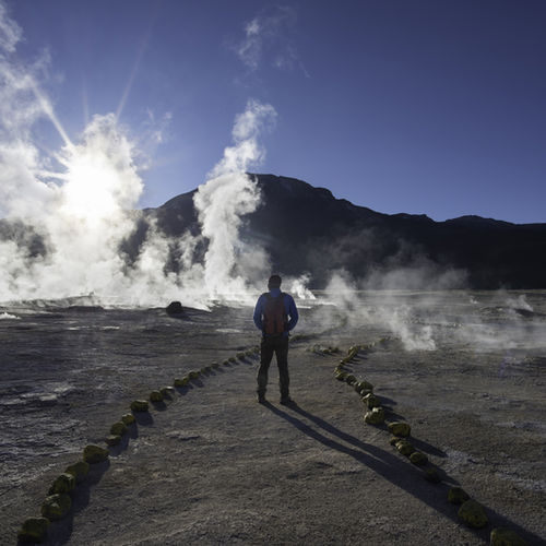 Chile - Visit the Magnificent Geysers in the Tatio Region