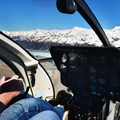 New Zealand - Glaciers by Air: Exclusive Glacier Adventures