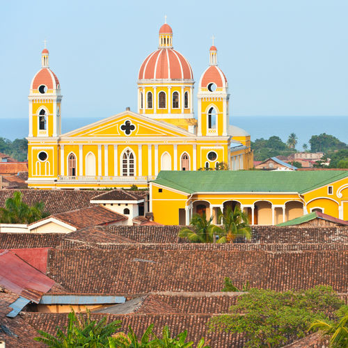 Nicaragua - Granada: Nicaragua's most photogenic and historical city!