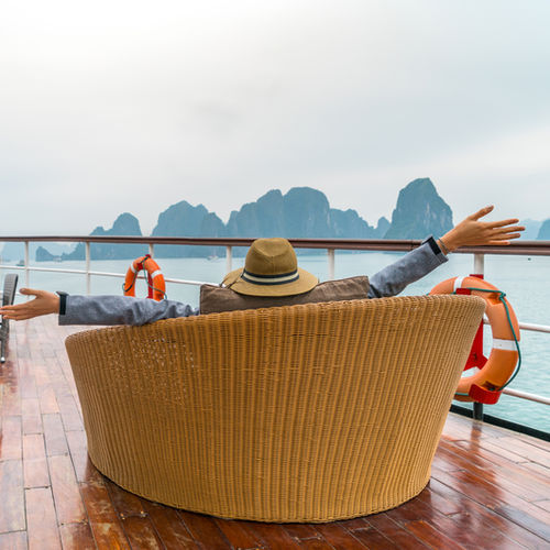 Vietnam - Tour The Stunning Ha Long Bay by private boat