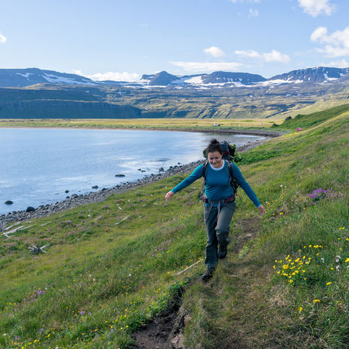 Iceland - Hornstrandir: Hike with the kids in Iceland's Most Isolated Nature Reserve