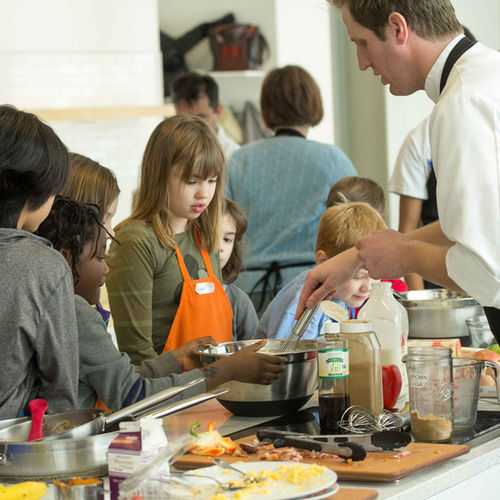 Iceland - Enjoy a Cooking Class With Your Family