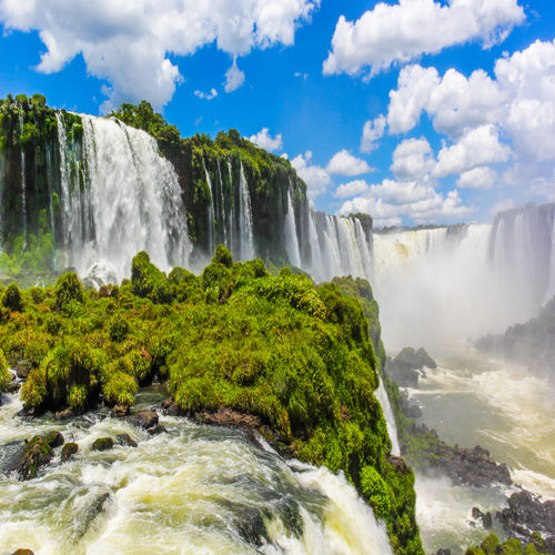 Argentina - Argentina's Iguazú Falls - The Largest Series Of Waterfalls In The World