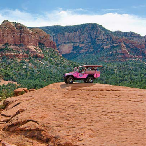 Western USA - Enjoy a private jeep tour in stunning Sedona