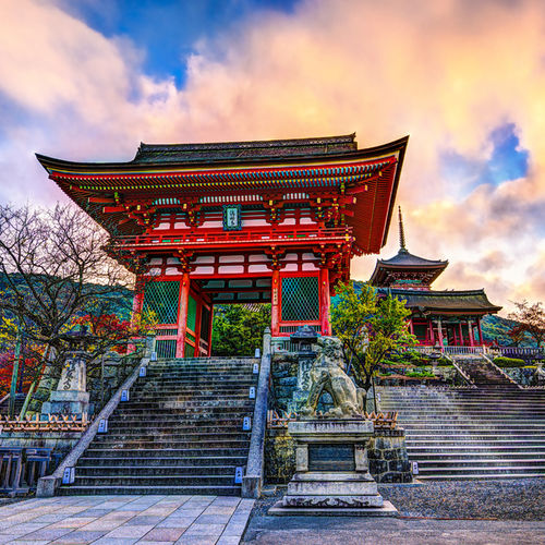 Japan - Visit Kyoto: Home to Japan's Best Temples and Gardens