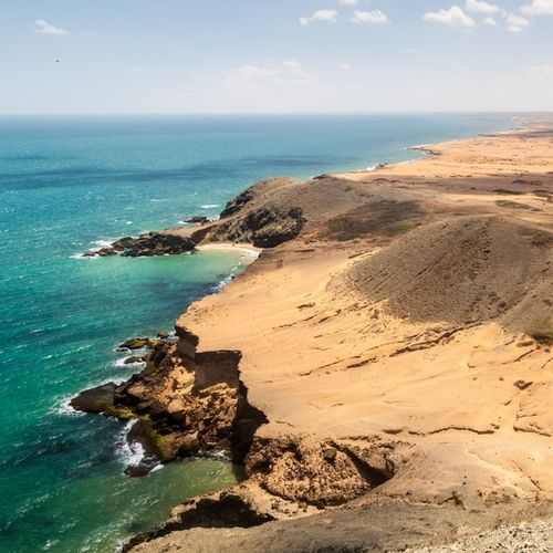 Colombia - La Guajira Peninsula: Colombia's Untamed North