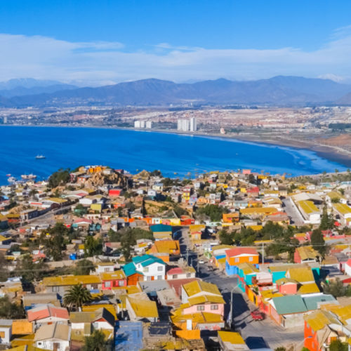 Chile - La Serena for the family: beautiful architecture and beach sports
