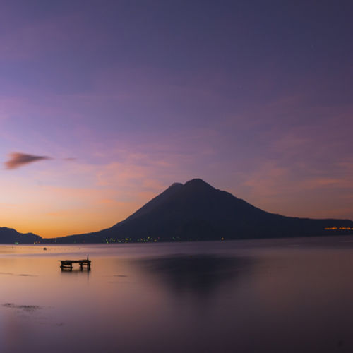 Guatemala - Lake Atitlan: The world's most beautiful lake