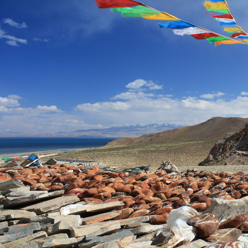 Tibet - Lake Mansarover - sacred and breathtaking
