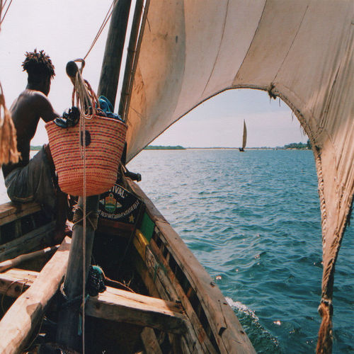 Kenya - Lamu Island - Kick back away from tourist masses